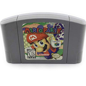 New For Nintendo 64 N64 Game Card Mario Party 1 Video Cartridge Console