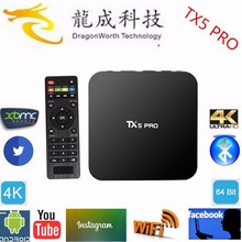 OEM support model TX5 pro S905X Android 6.0 2G 16G Kodi 17.0 play store download app photo better than mag 250 iptv tv box