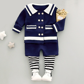 ec5ace910a42 Boys Clothing Sets Fashion Kids Clothes Wholesale Baby Clothes 2 Set ...