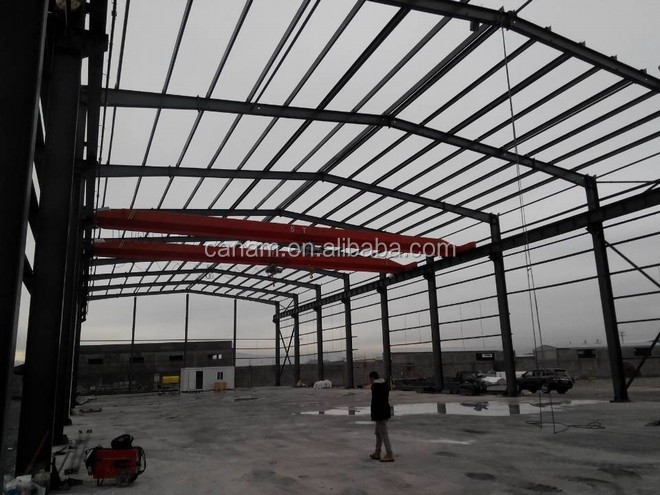 steel structure warehouse drawings steel bar storage warehouse prefabricated steel warehouse