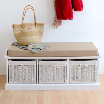 Stupendous Shabby Chic Antique Large Hallway Storage Bench Chest With Cushion Buy Large Hallway Storage Bench Chest With Cushion Antique Chest Shabby Chic Andrewgaddart Wooden Chair Designs For Living Room Andrewgaddartcom