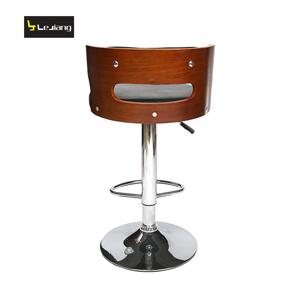 Diseño italiano de madera silla taburete Bali taburetes cocina ...