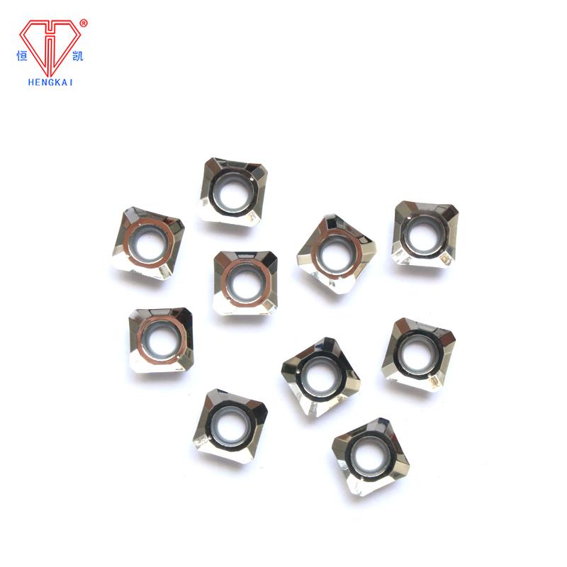 Aluminum insert SEHT1024-X83 ceratizit carbide insert