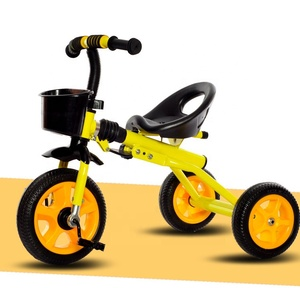 2019 China wholesale New style High quality cheap baby tricycle / kids tricycle / children tricycle