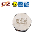 ATEX IECEX Explosion Proof Stainless steel stopping plug Cable gland blinding plug