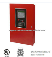 High-quality Best-price 127-2,032 Point UL listed Addressable Fire Alarm Control Panel