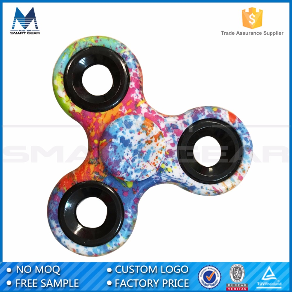 Plastic ABS Steel Bearing Hand Spinner