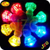 Party supplies high quality decorations led finger ring color changing led light finger ring flashing led light