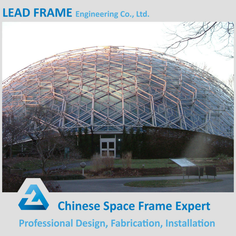 Steel Framing Dome Venues