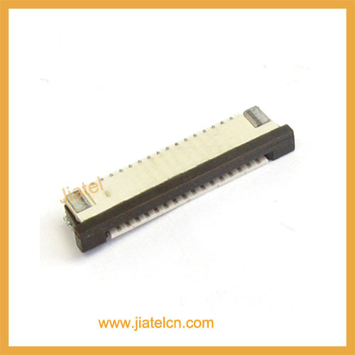 0.5mm 0.8mm 1mm pitch LCD Display Connector ZIF FPC Connector