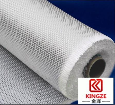 Fireproof Insulation Aluminium Foil Fibre Glass Cloth