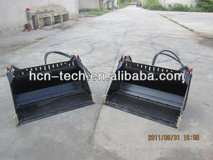 hot sell excavator mini 4 in 1 bucket