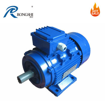Zhejiang supplier MS series low noise three phase induction motor