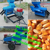 diesel engine corn threshing machine/maize sheller thresher