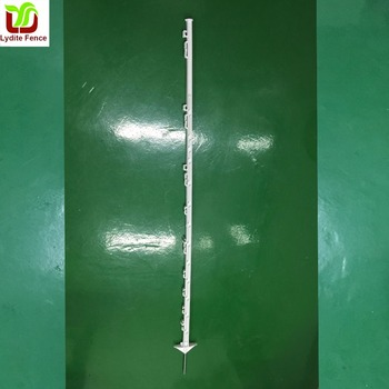 Electric Fence Poly Post 150cm Height Double Foot Style