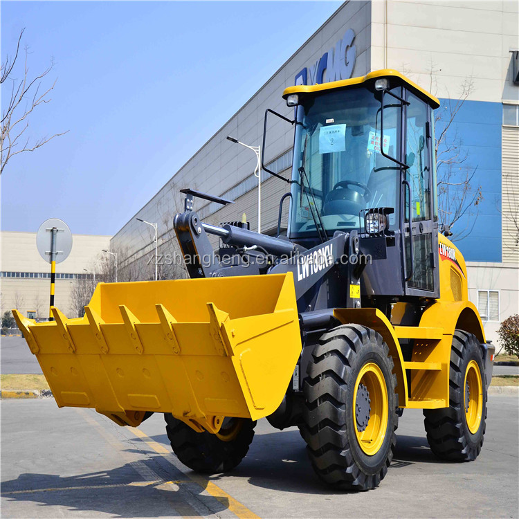 China brand XCMG Price 3 Ton Wheel Loader LW300FN /Cargador Frontal