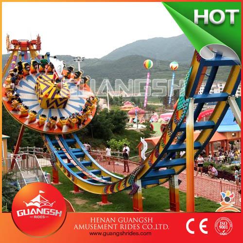 Juegos Mecanicos Extremos Otros Articulos De Parques De Atracciones