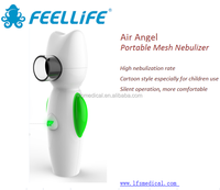 Cute Mesh Nebulizer For Home & Clinic Use High Quality With Competitive Price (Air Angel)