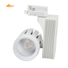 Dali adjustable beam outdoor adaptor 20w 30w track rail for led hanging spot shop copper track light parts price