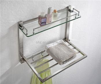 Parete porta asciugamani per telo da bagno mensola
