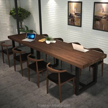 industrial loft style office furniture chinese office table office