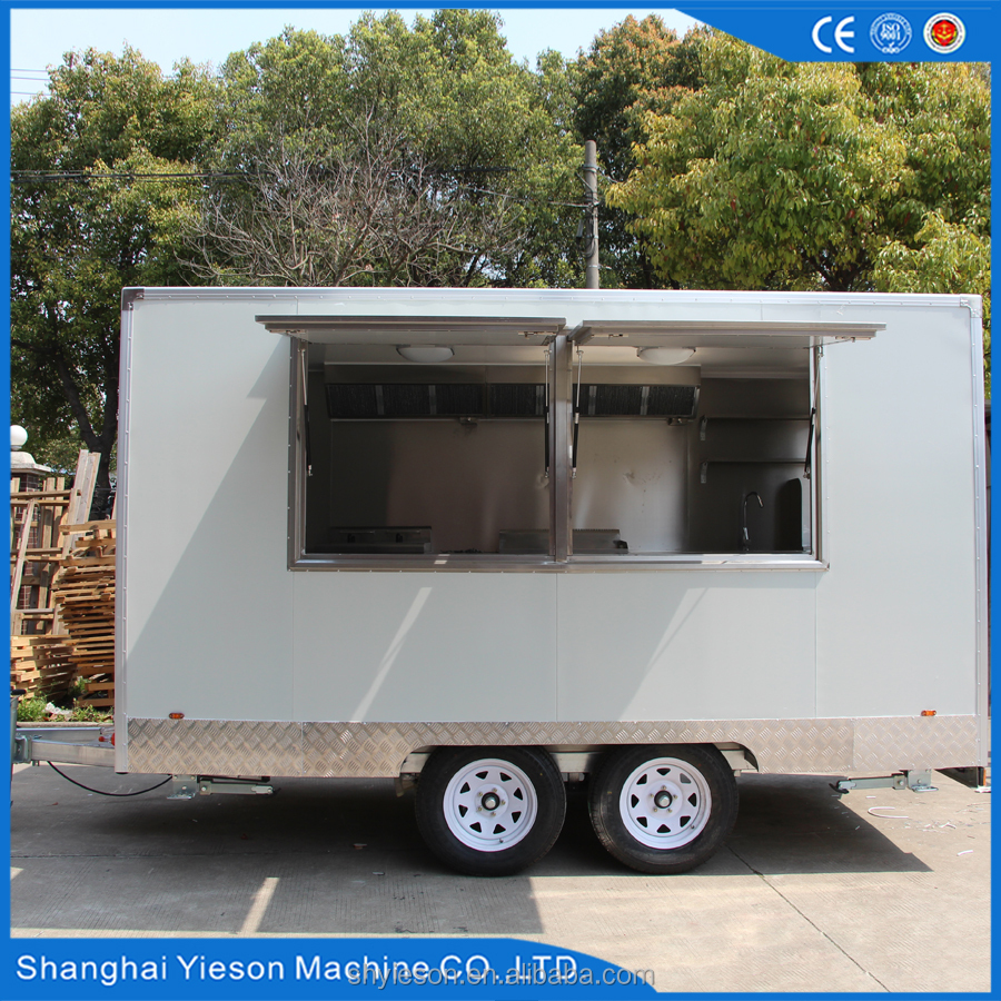 Best Price Mobile Food Truck For Sale Van Australia Trailer