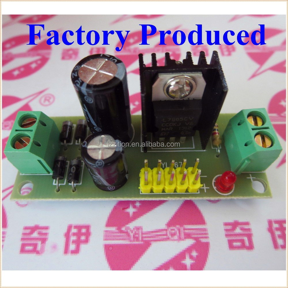 L7805 Circuit Suppliers And Manufacturers At Battery Eliminator With L7812cv 7805