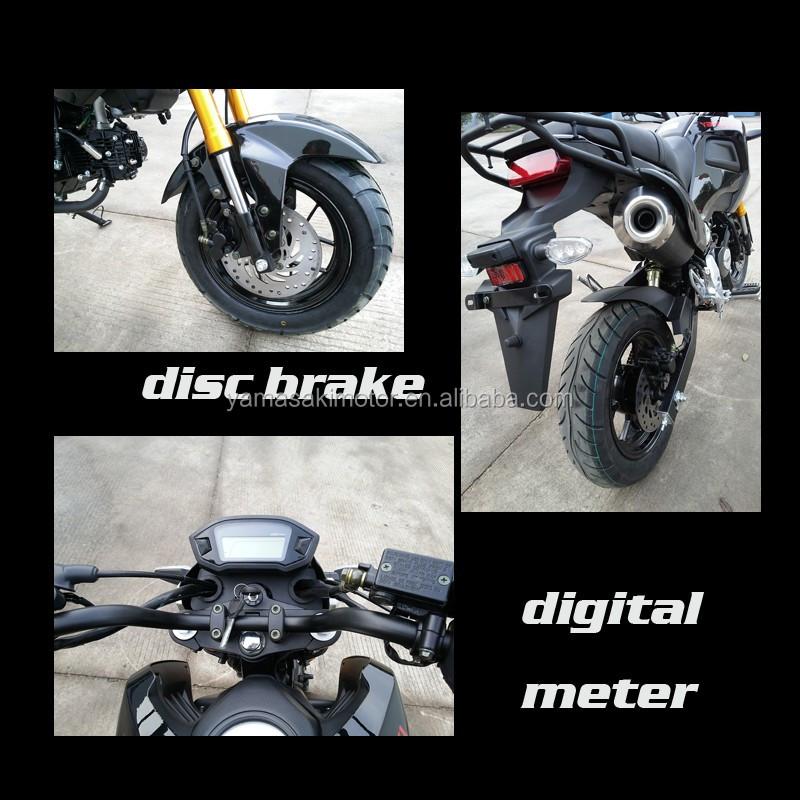 New Design Hot Sell 50cc Mini Motor Street Bike For Adult