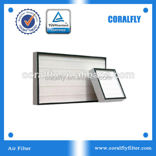 Competitive price high humidity air filter