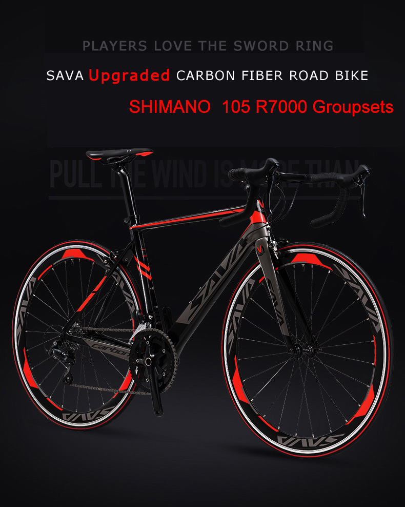 carbon road frame bicycle for professional racing