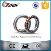 China Supplier Single Row Open Angular Contact Ball Bearing for Railway