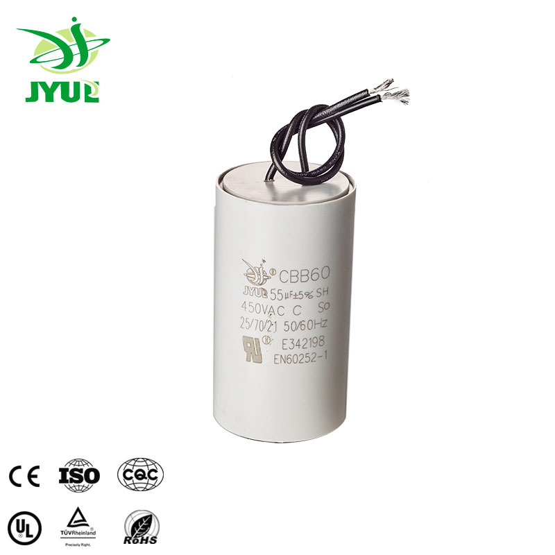 electrolytic fan capacitor cbb60 sh motor roshe run capacitor motorhome for water pump