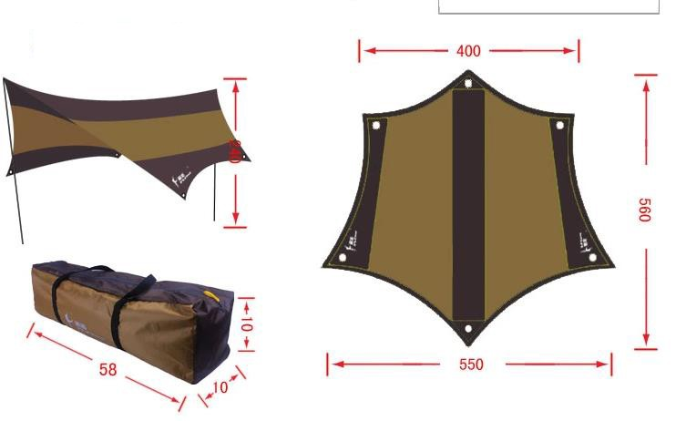 how to make a ripstop tarp