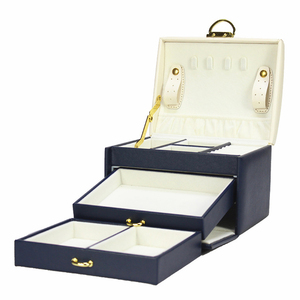 September promotion Hotsale Ordered Directly Gift Wooden Jewelry Box Made In China For Nose Rings