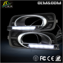 Car Drl Led Auto Light For Honda City 2012 To 2015