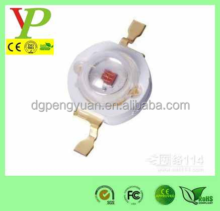 high lumen high power 1w 3w 980nm ir led