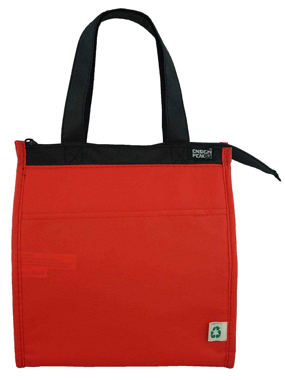 Insulated zippered Hot & Cold Cooler Tote - Small