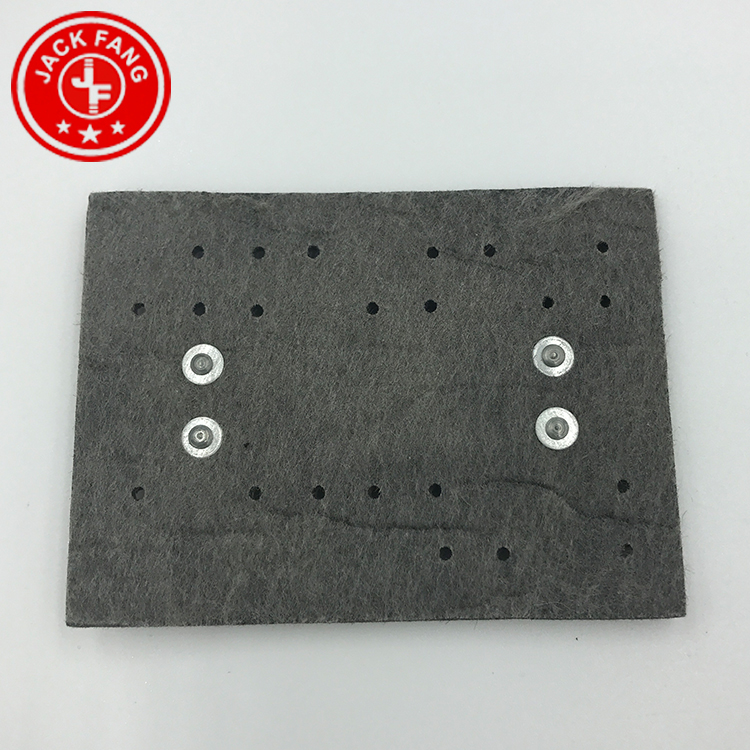 Factory price high quality new design custom embossed patch tag leather label PU jeans leather label