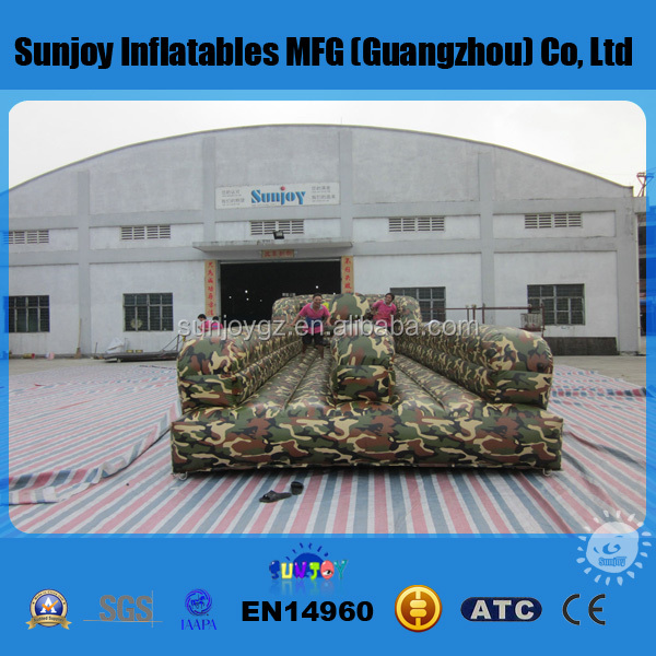 sunjoy factory price pvc inflatable bungee jumping with CE, UL
