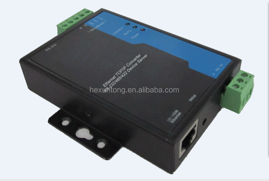 Tcp/ip ethernet seriale rs232 rs485 rs422 converter