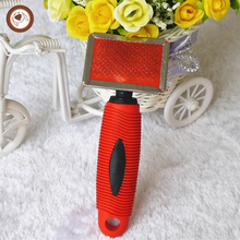Easy To Clean Dog Brush,Strong Cleaning Ability Dog Grooming Brush,Pet Hair Remover Brush