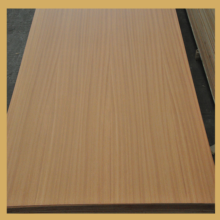 Thailand and Egypt factory first class sapele plywood in Linyi manufacturer