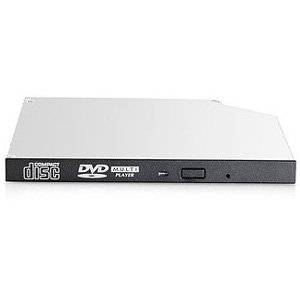 "Hewlett-Packard - Hp Internal Dvd-Reader - Jack Black - Dvd-Rom Support - 24X Cd Read - 8X Dvd Read - Sata - 5.25"" - 1/8H ""Product Category: Storage Drives/Optical Drives"""