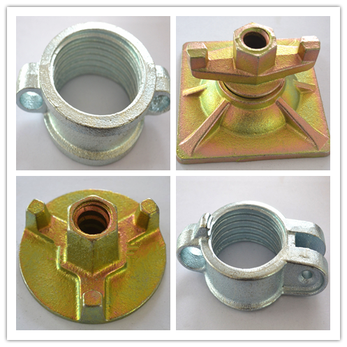 Top Quality superior quality  Beam Clamps U Shape Bolts Manufacturing Spare Parts