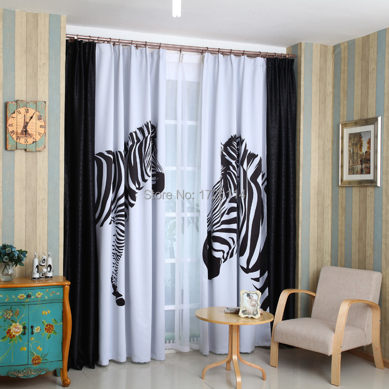black and white striped curtains living room. Black Bedroom Furniture Sets. Home Design Ideas