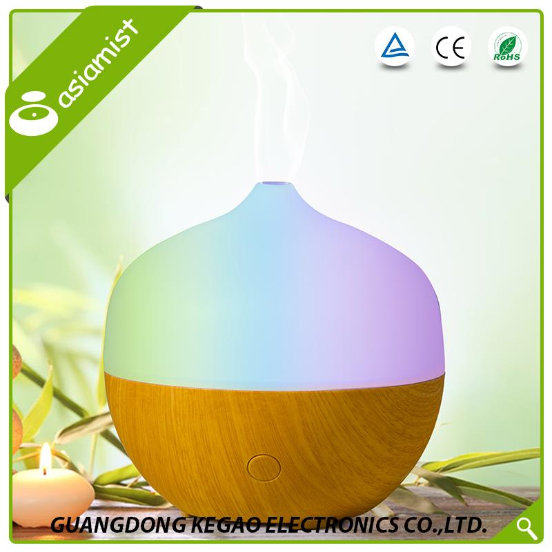 Wholesale Fogger machine manufacturer eco-friendly odor <strong>removal</strong> wooden <strong>color</strong> best essential oil diffuser nebulizer