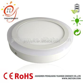 Zhongshan Lighting Factory Smd 2835+3528 Ai + Acrylic Lamp Case 6w ...