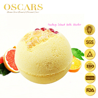 2016 New Formular Natural Essence Oil Fizzy Bath Bubble Ball for sale