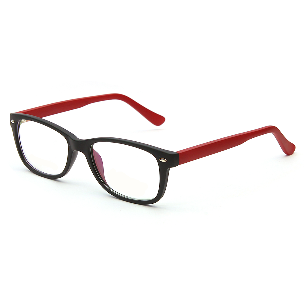 China Supplier FDA Certified Matte Black Frame Women'S Reading Eyewear Glasses