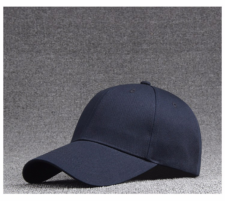 Own Design Blank Sports Caps Printing Embroidery Baseball Caps Wholesale